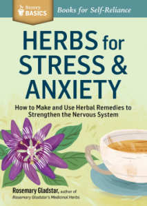 Herbs for Stress & Anxiety cover