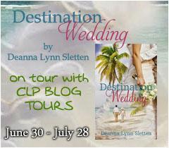 destination wedding button