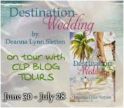 destination wedding button