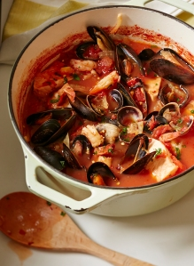 Slow Cooker Cioppino